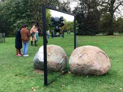 Regents Park art